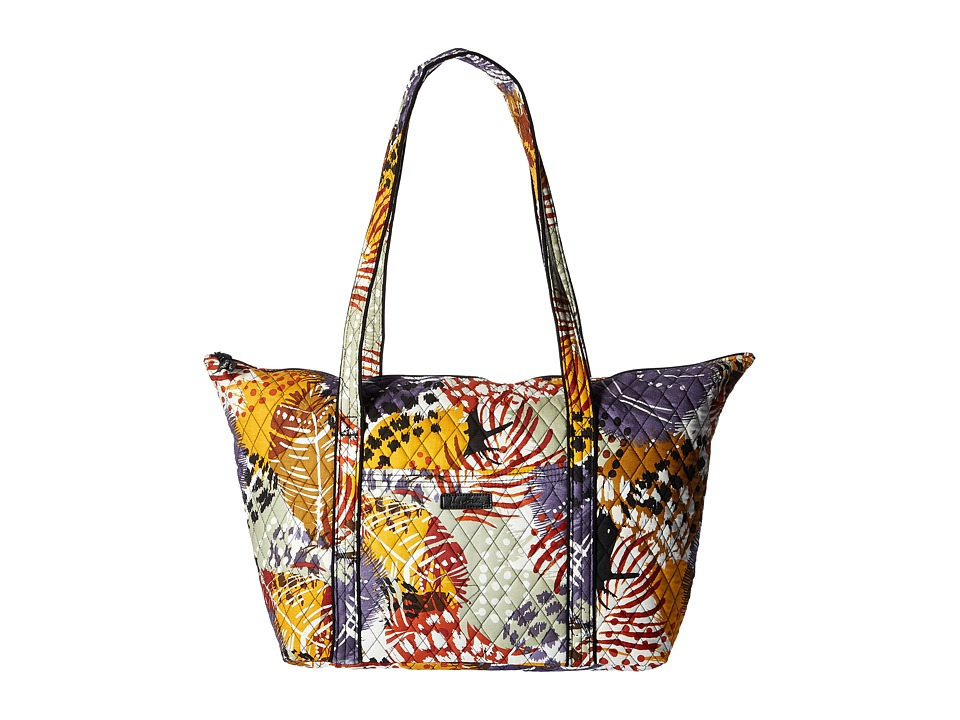 Vera Bradley Luggage - Miller Bag (Painted Feathers) Tote Handbags
