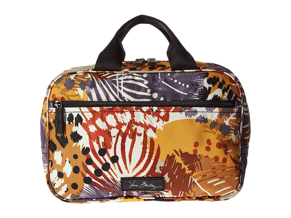 Vera Bradley Luggage - Lighten Up Travel Organizer (Painted Feathers) Luggage