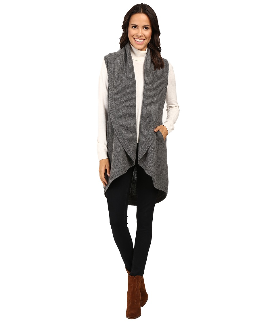 Splendid - Cecile Vest (Dove Grey) Women's Vest