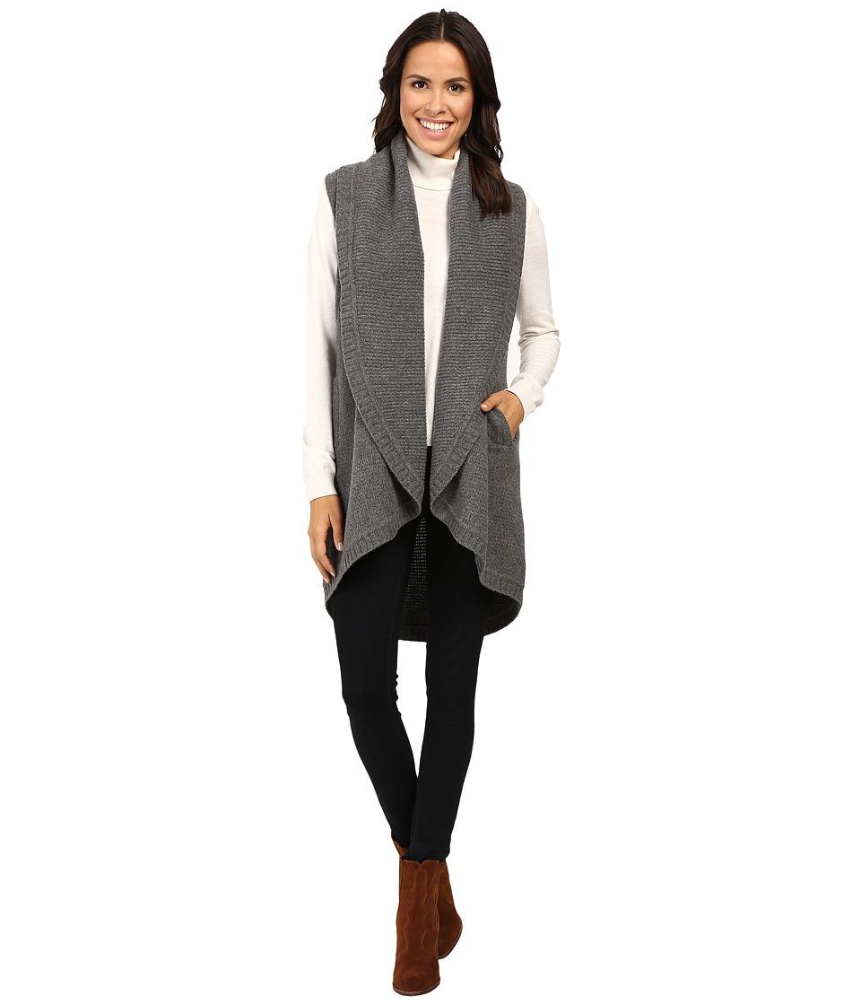 Splendid - Cecile Vest (Dove Grey (Prior Season)) Women's Vest