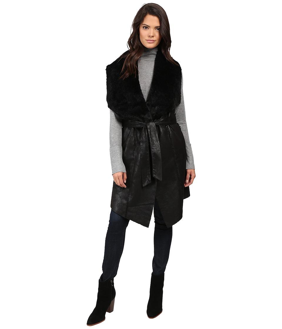 Splendid - Solenn Vest (Black) Women's Vest