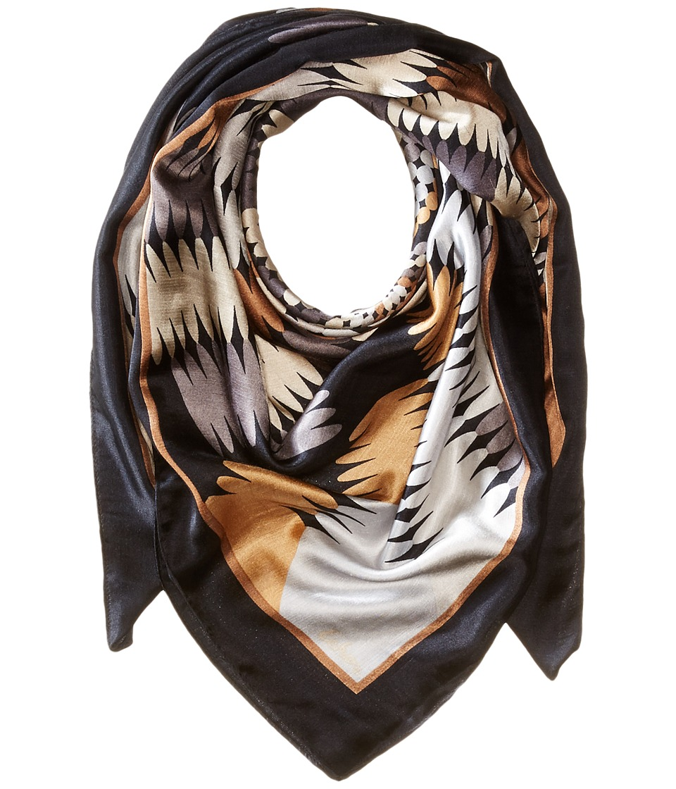 Echo Design - Mod Square (Black) Scarves