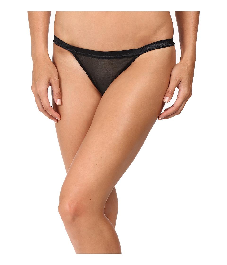Hanky Panky - Tassel Brazilian (Black) Women's Underwear
