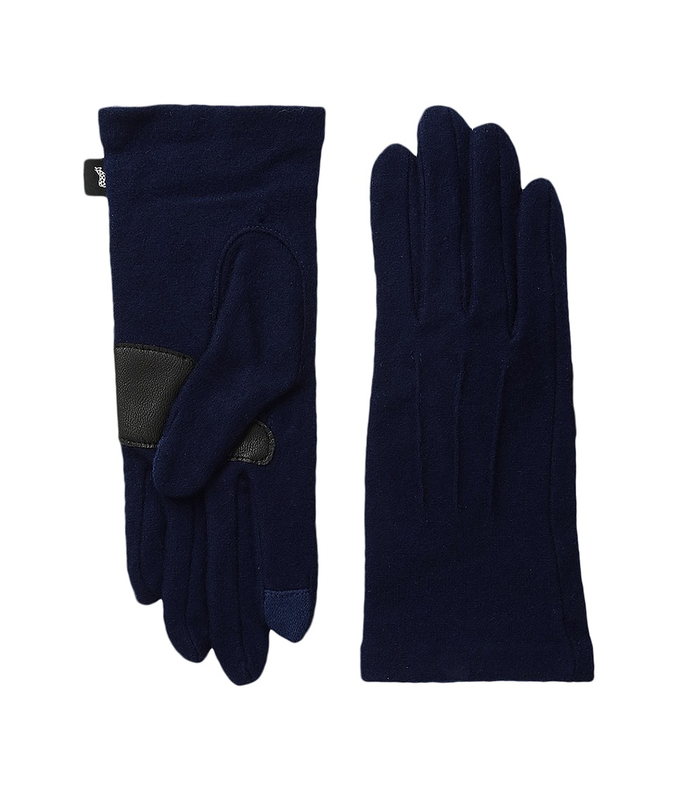 Echo Design - Echo Touch Basic Gloves (Navy) Extreme Cold Weather Gloves