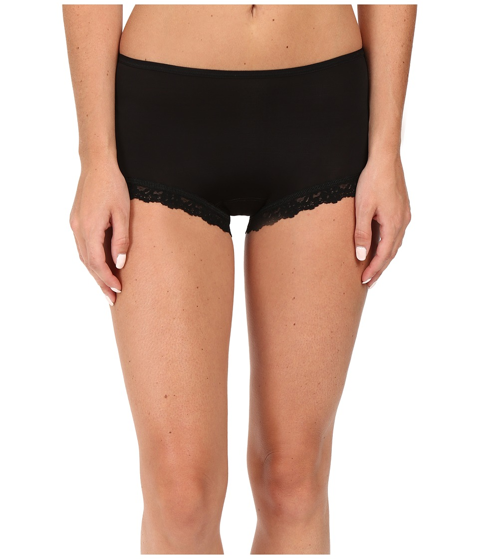 Hanky Panky - Silky Betty Brief (Black) Women's Underwear