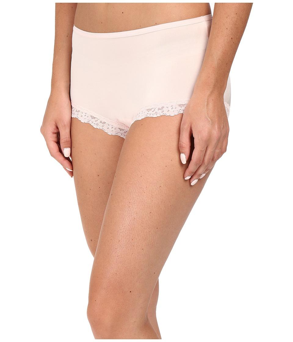 Hanky Panky - Silky Betty Brief (Crystal Pink) Women's Underwear