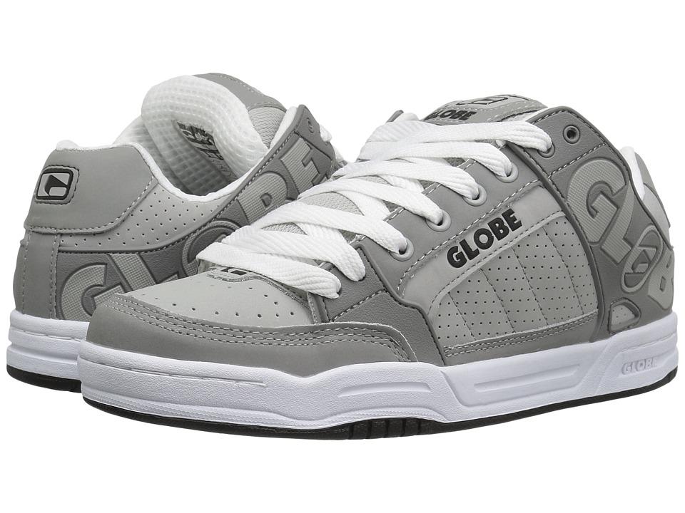 Globe - Tilt (Grey/Grey/White) Men's Skate Shoes