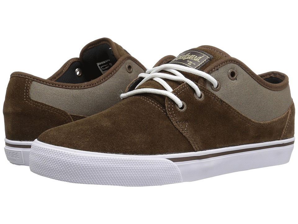 Globe - Mahalo (Dark Earth/Walnut) Men's Skate Shoes