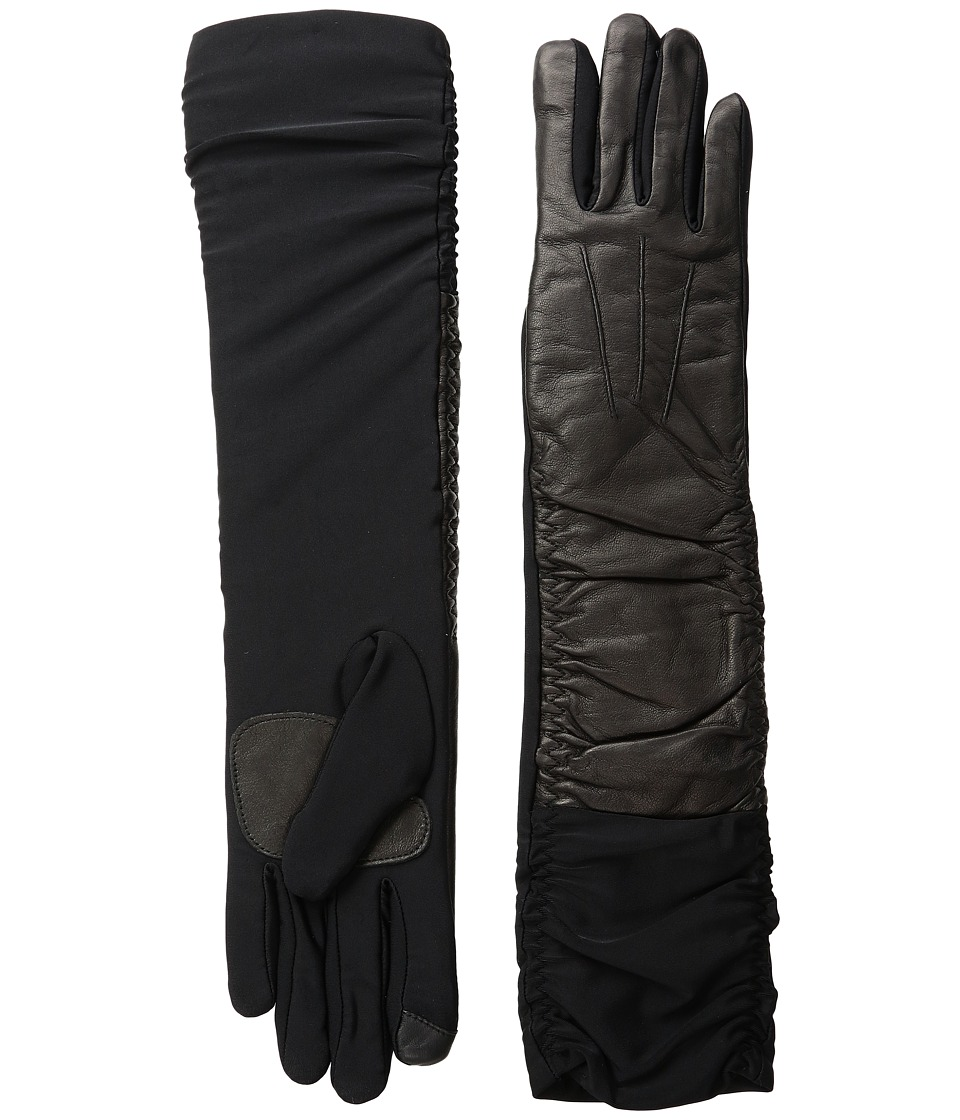 Echo Design - Echo Touch Long Superfit Gloves (Black) Extreme Cold Weather Gloves