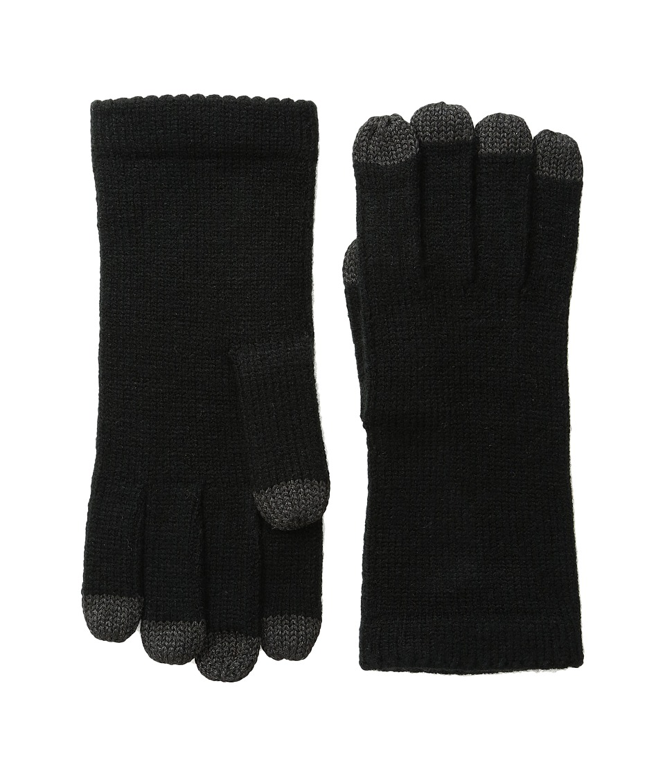 Echo Design - Picot Echo Touch Gloves (Black) Extreme Cold Weather Gloves