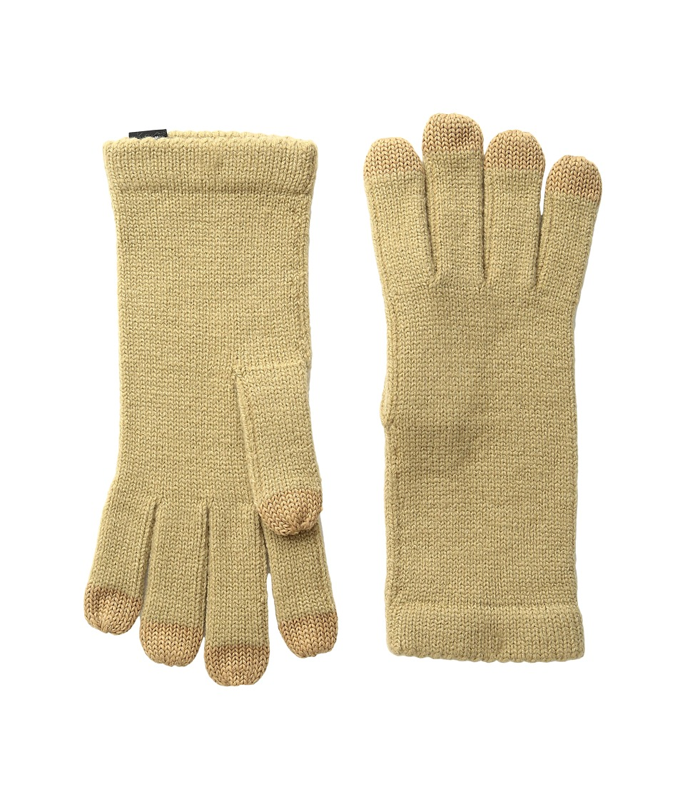Echo Design - Picot Echo Touch Gloves (Khaki) Extreme Cold Weather Gloves