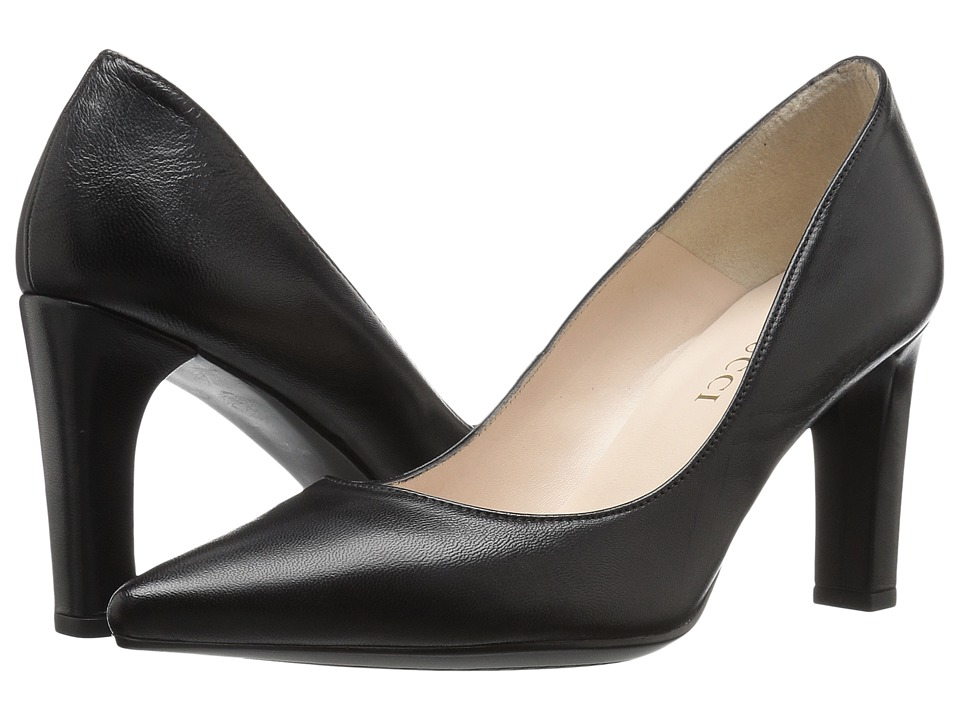 Sesto Meucci - 28173 (Black Kid Nappa) High Heels