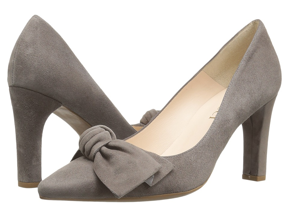 Sesto Meucci 28375 (Taupe Suede) High Heels