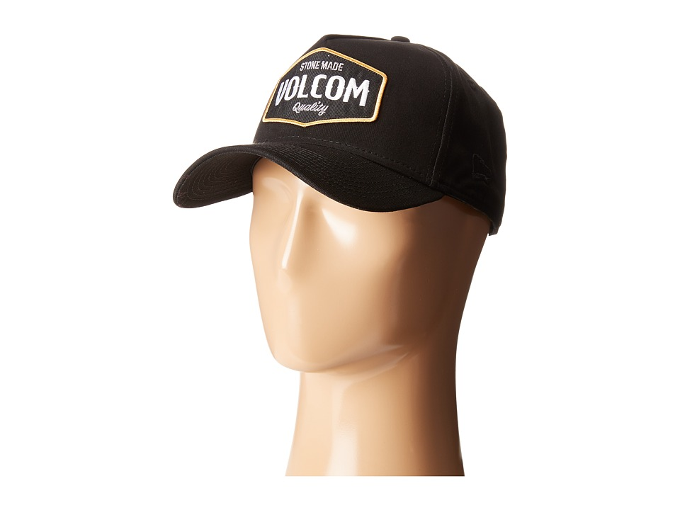 Volcom - Northern Cap (Black) Caps