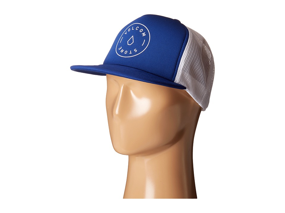 Volcom - Mack Cheese Cap (Smokey Blue) Caps