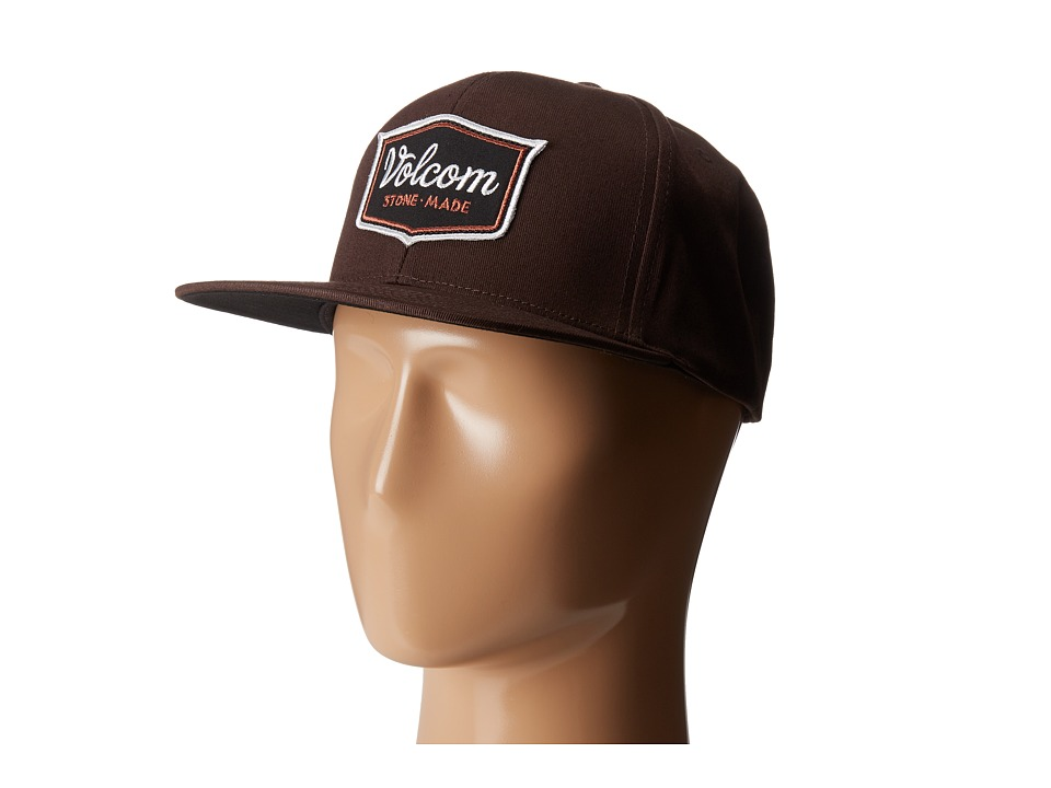 Volcom - Cresticle (Dark Chocolate) Caps