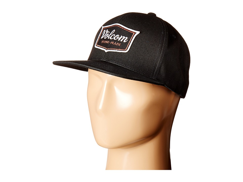 Volcom - Cresticle (New Black) Caps