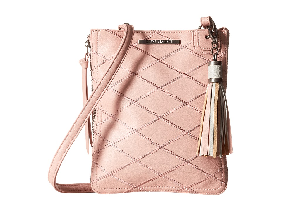 Steve Madden - Bziggy (Blush) Handbags