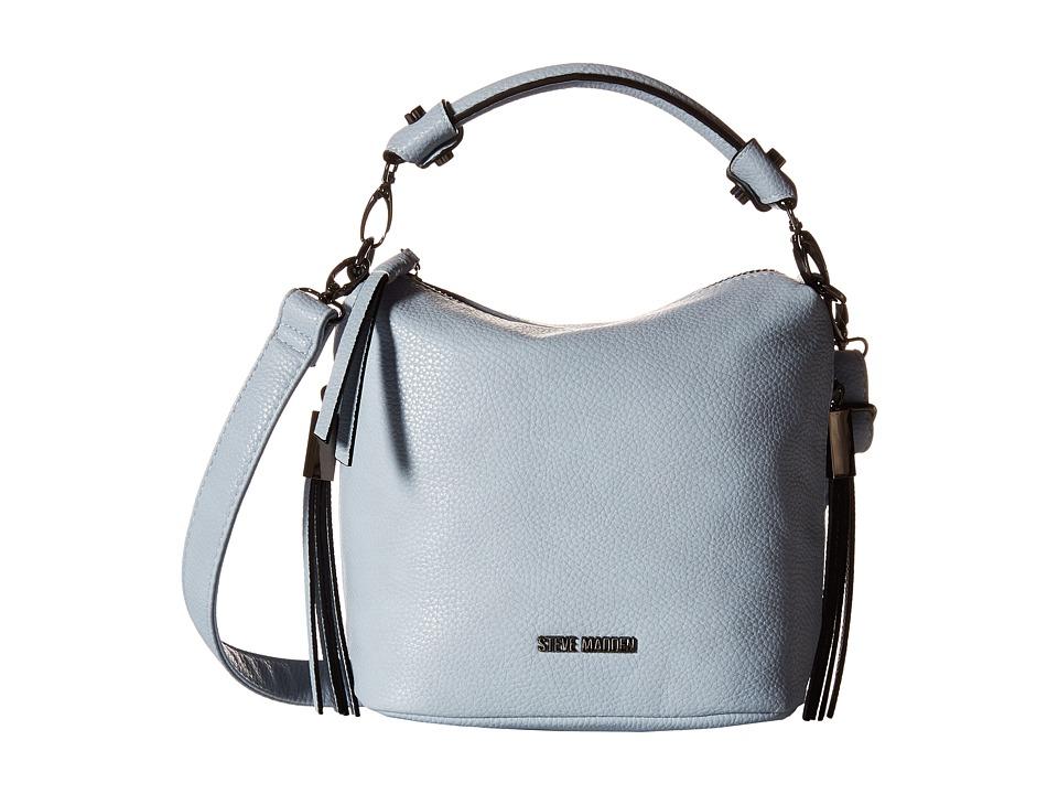 Steve Madden - Bbohdi (Blue) Cross Body Handbags