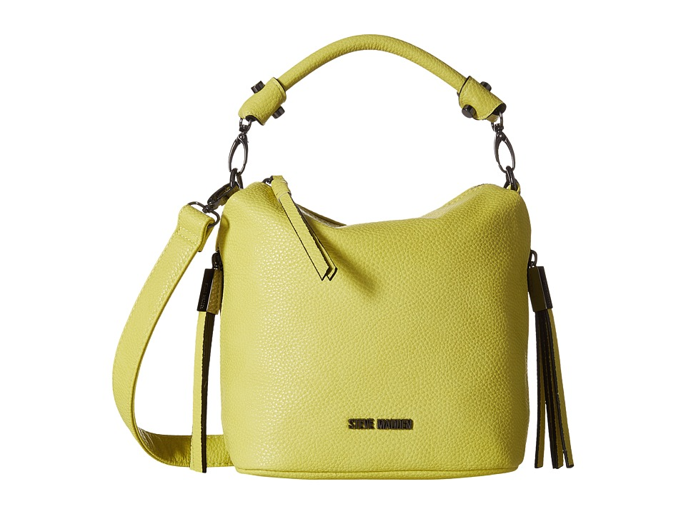 Steve Madden - Bbohdi (Citron) Cross Body Handbags