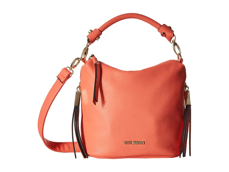 Steve Madden - Bbohdi (Coral) Cross Body Handbags