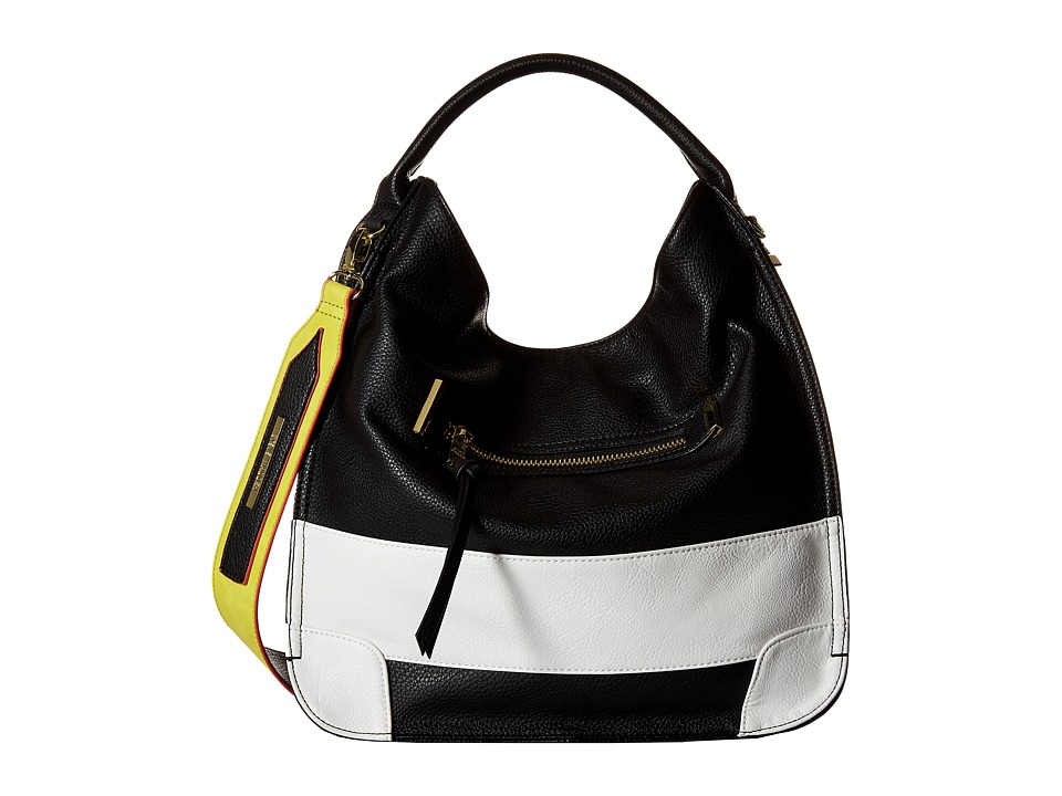 Steve Madden - Bbenny (Black/White) Hobo Handbags
