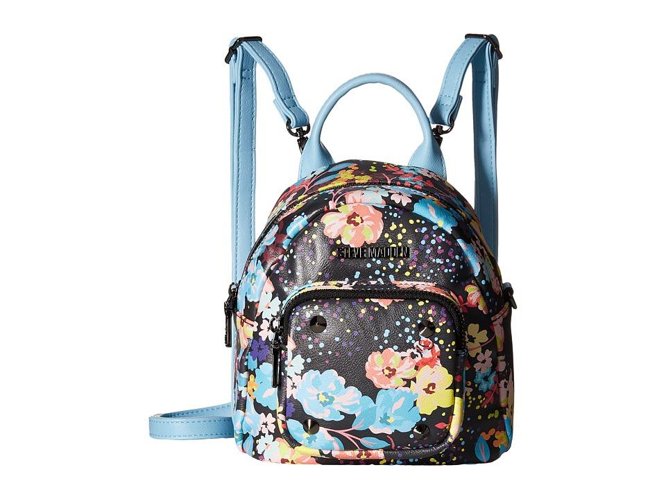 Steve Madden - Bloey Floral (Black Floral) Handbags
