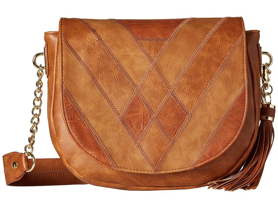 Steve Madden - Blauren (Cognac) Handbags