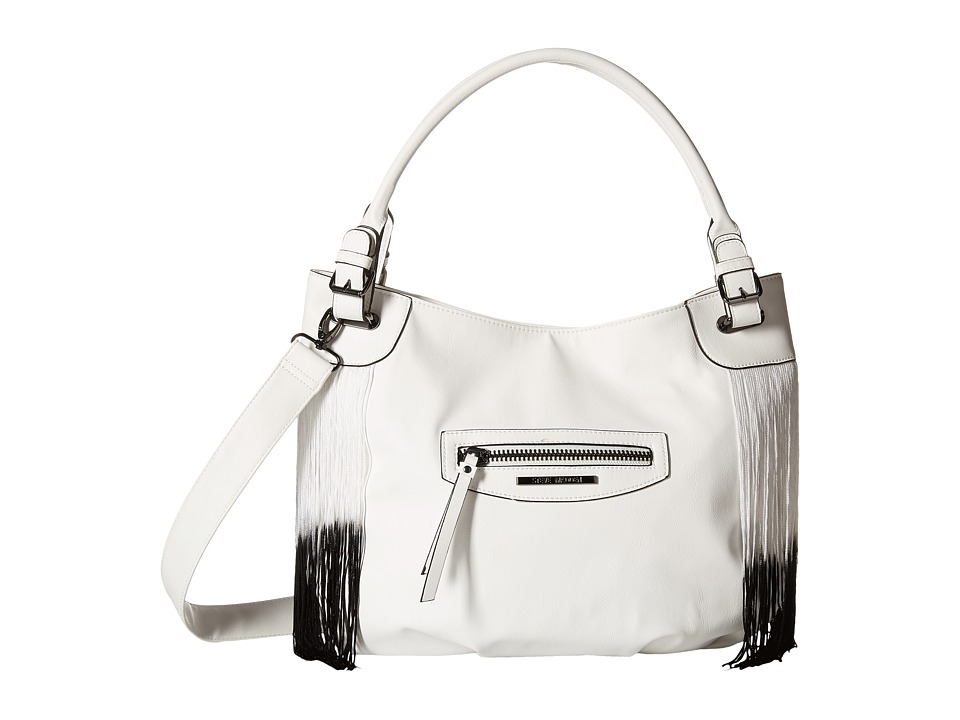 Steve Madden - Bgraham (White) Cross Body Handbags