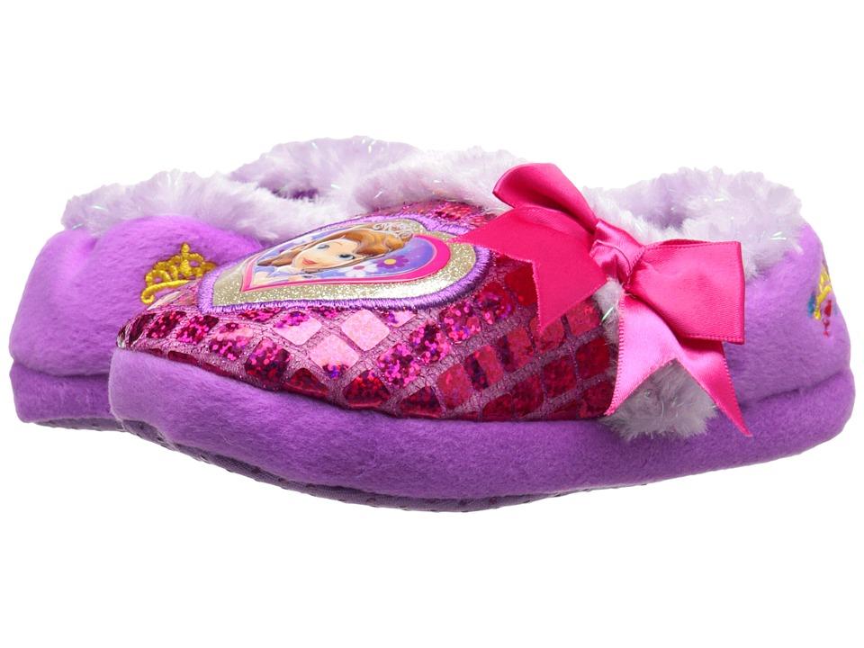 Josmo Kids - Sophia Slipper (Toddler/Little Kid) (Fuchsia/Purple) Girls Shoes