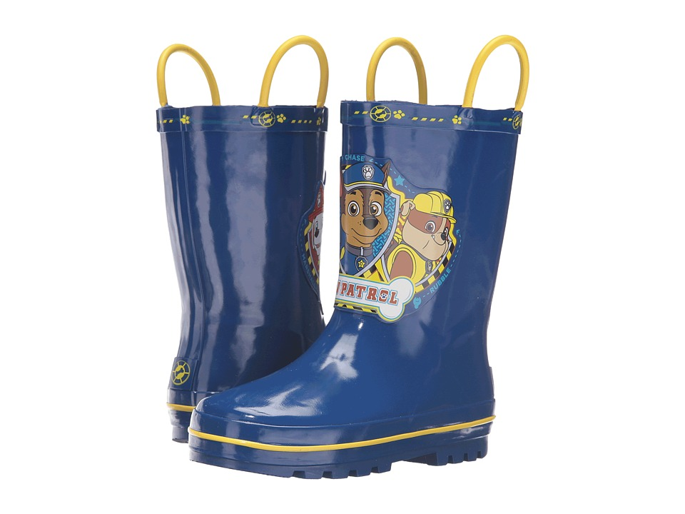 Josmo Kids - Paw Patrol Rain Boots (Toddler/Little Kid) (Blue) Boys Shoes
