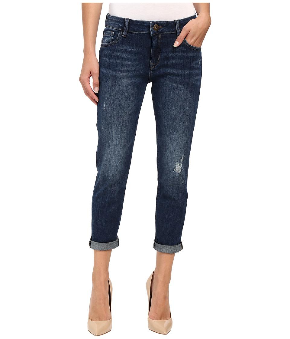 DL1961 - Davis Skinny Boyfriend (Indigo) Women's Jeans