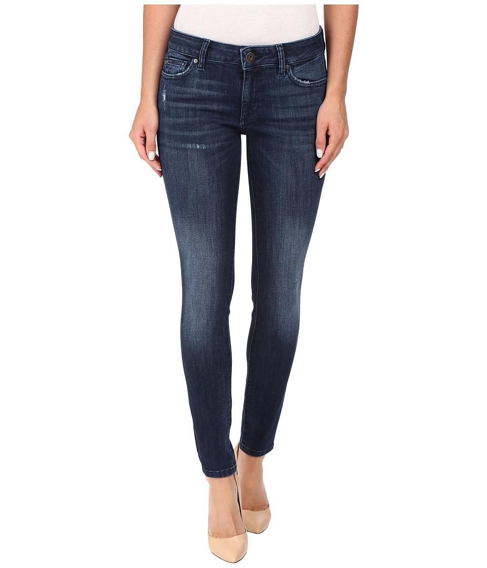 DL1961 - Emma Power Leggings in Vengeance (Vengeance) Women's Jeans
