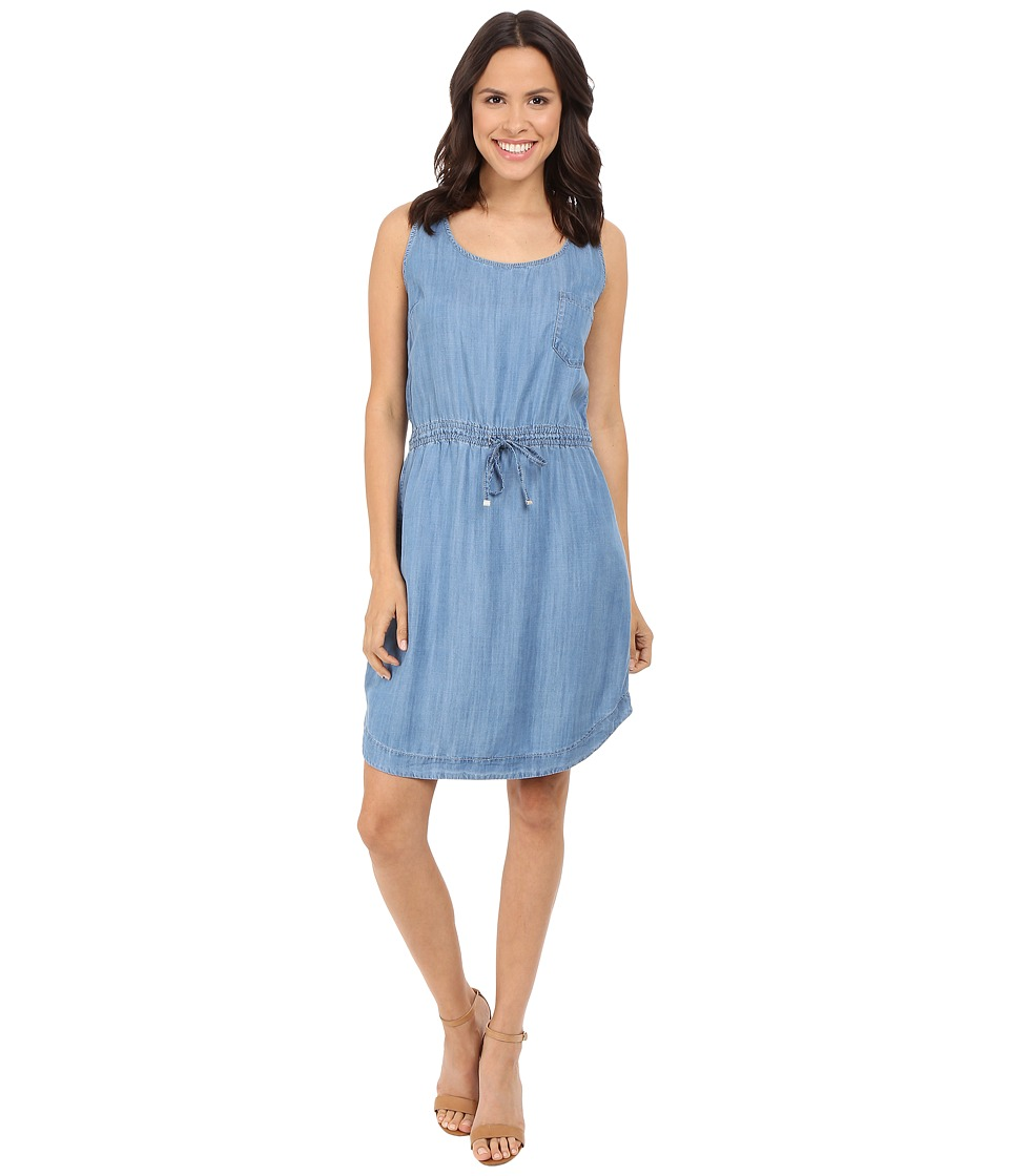 Mavi Jeans - Felicia Dress (Indigo Super Soft Tencel) Women's Dress