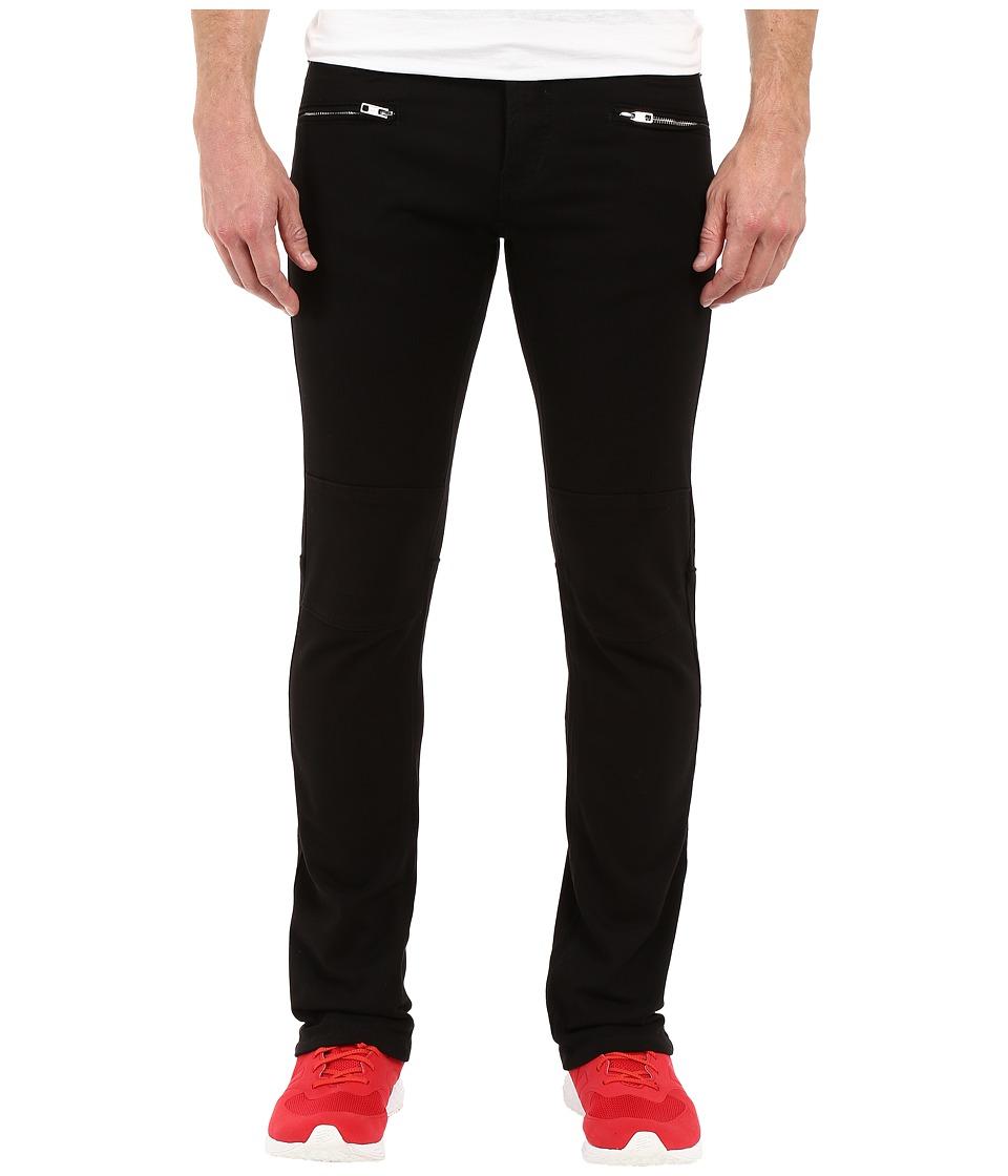 Image of 7 Diamonds - Anza Pants (Black) Men's Casual Pants