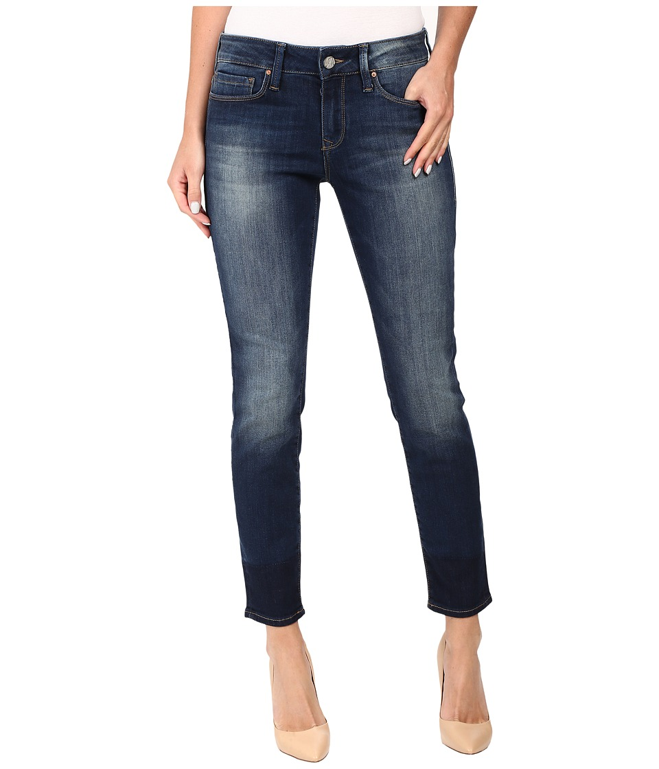 Mavi Jeans - Alexa Ankle in Indigo Shaded Tribeca (Indigo Shaded Tribeca) Women's Jeans