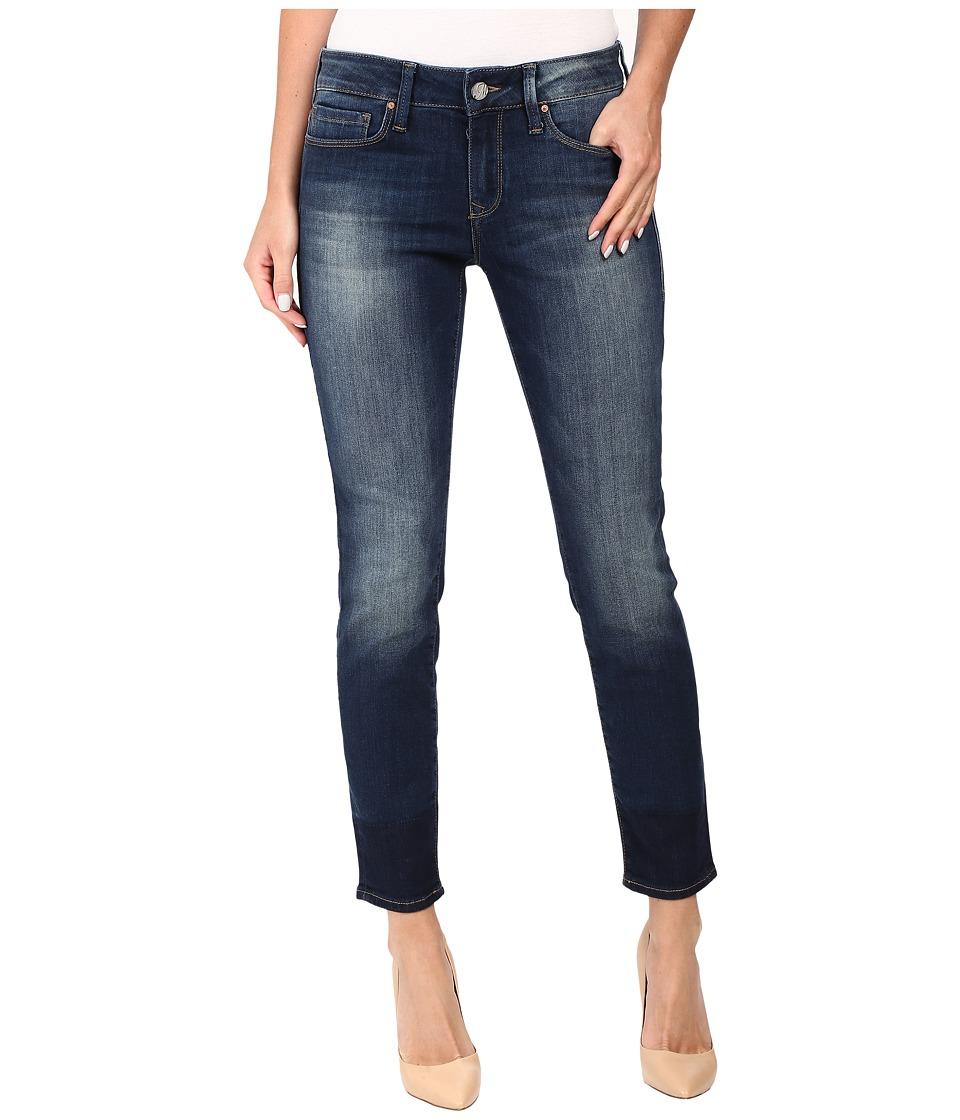 Mavi Jeans Alexa Ankle in Indigo Shaded Tribeca (Indigo Shaded Tribeca) Women