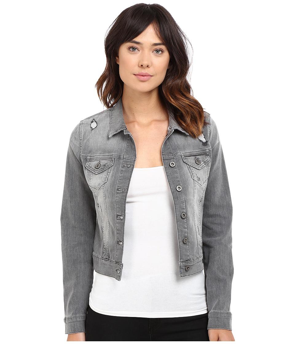 Mavi Jeans Samantha Jacket (Grey Vintage) Women
