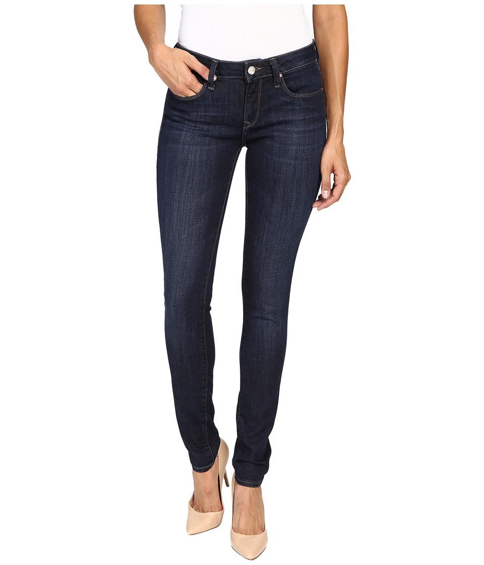 Mavi Jeans - Alexa Mid-Rise Skinny in Rinse Indigo Tribeca (Rinse Indigo Tribeca) Women's Jeans