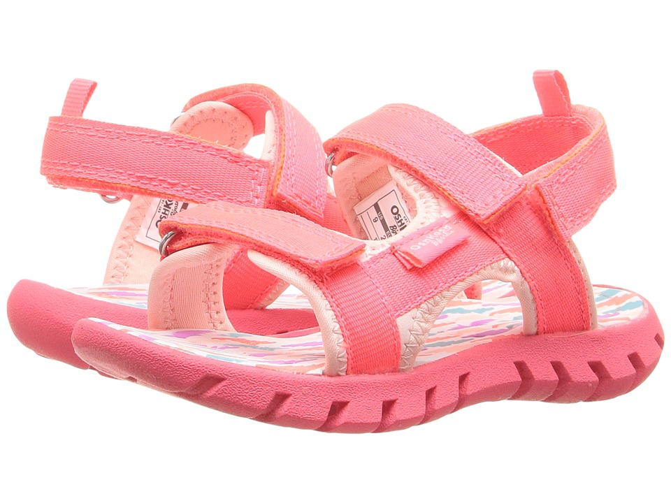 OshKosh - Tyde (Toddler/Little Kid) (Coral) Girls Shoes
