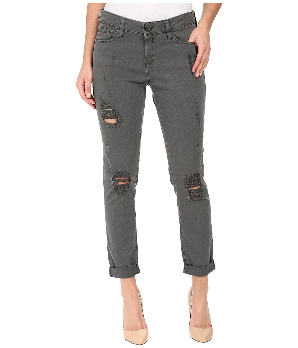 Mavi Jeans - Ada Relaxed Boyfriend in Dark Shadow Washed (Dark Shadow Washed) Women's Jeans