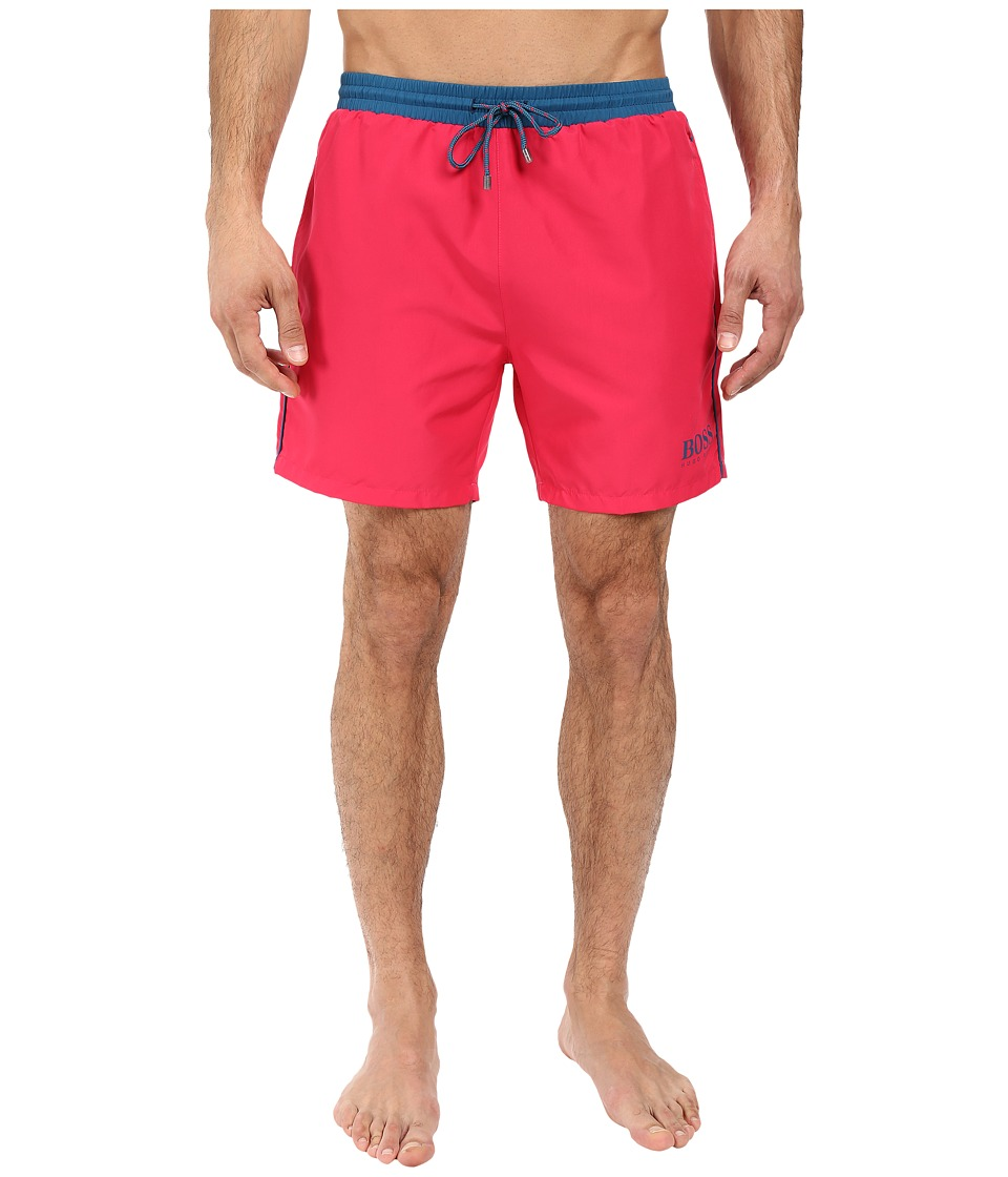 BOSS Hugo Boss - Starfish 10149099 01 (Medium Pink) Men's Swimwear