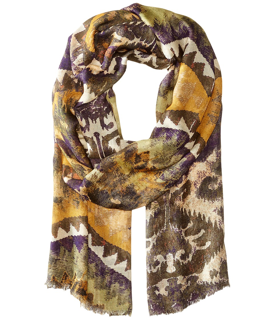 Bindya - Boho Nomad (Tan Multi) Scarves