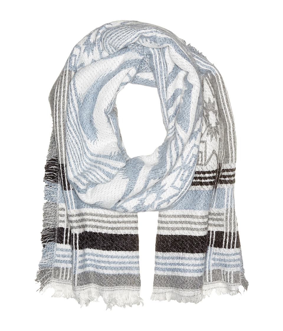 Bindya - KCS13136A (Blue) Scarves