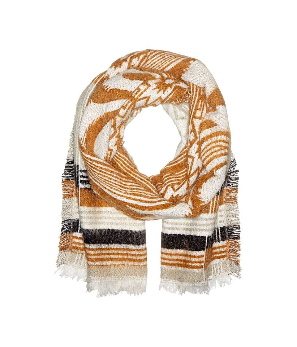 Bindya - KCS13136B (Rust) Scarves