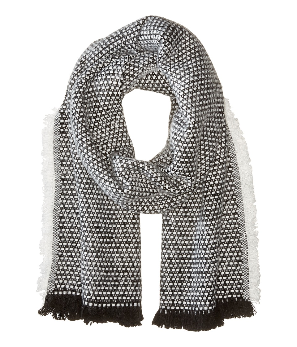 Bindya - KCS13197 (Black/White) Scarves