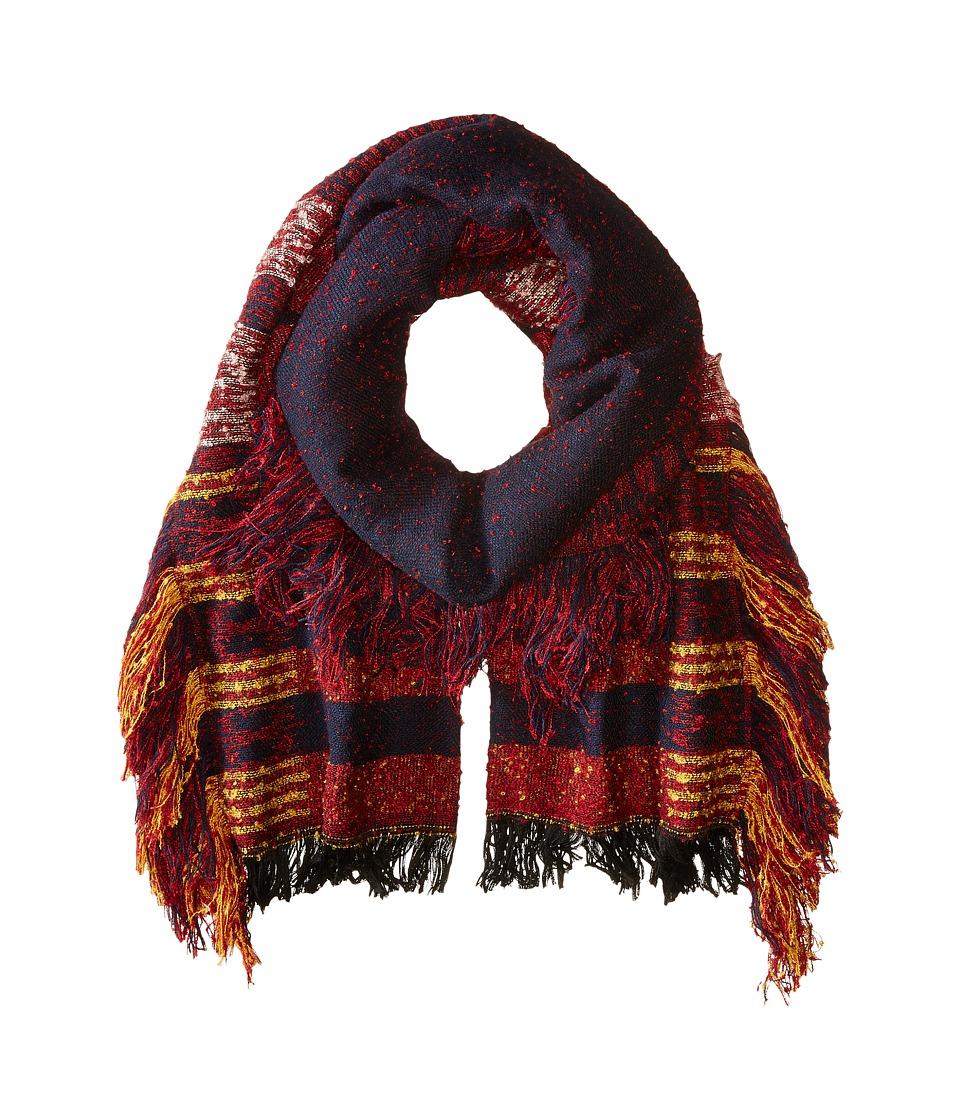 Bindya - KCS13047A (Red Multi) Scarves