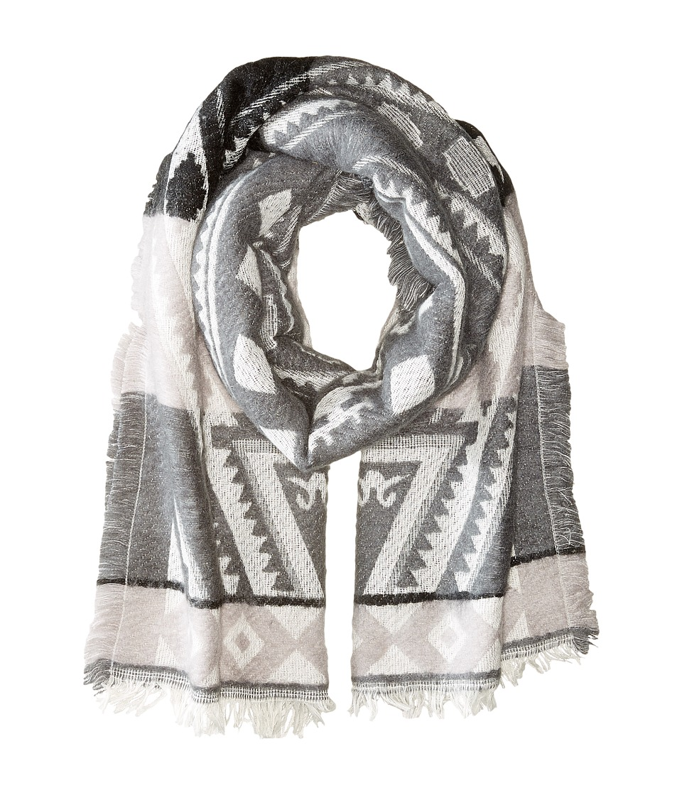 Bindya - KCS1319 (Grey Multi) Scarves