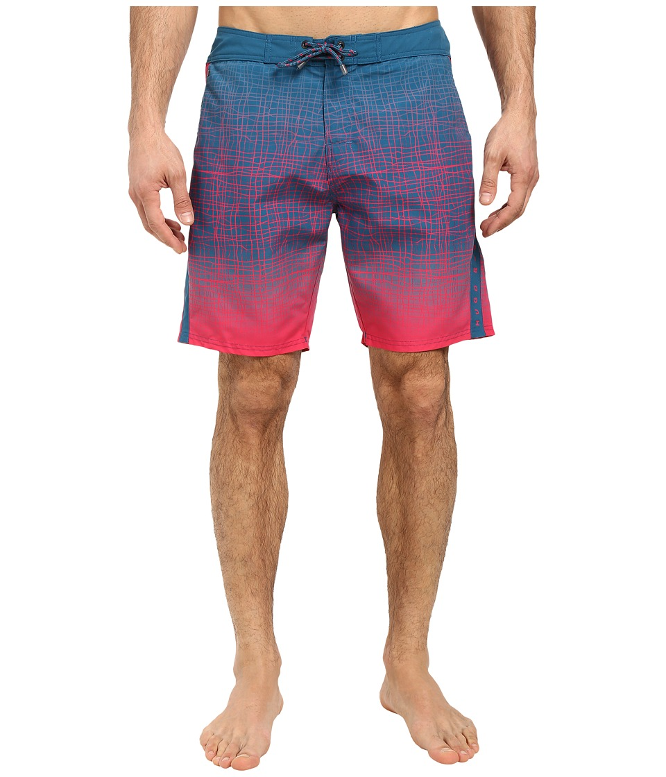 BOSS Hugo Boss - Cavefish 10135293 02 (Open Pink) Men's Swimwear