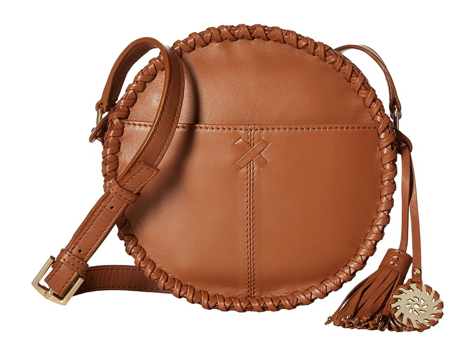Jack Rogers - Bianca Crossbody (Oak) Cross Body Handbags